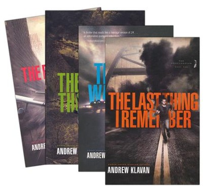 The Homelanders Series, Volumes 1-4  -