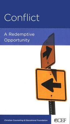 Conflict: A Redemptive Opportunity   -     By: Timothy S. Lane
