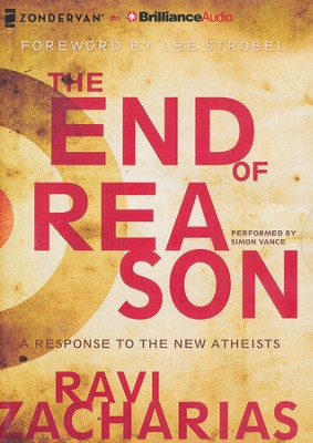 End of Reason, Unabridged MP3-CD   -     Narrated By: Simon Vance     By: Ravi Zacharias