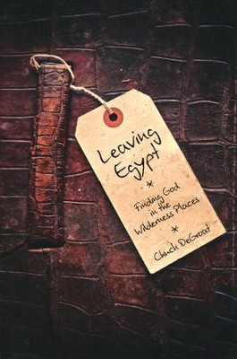 Leaving Egypt: Finding God in the Wildnerness Places  -     By: Chuck Degroat