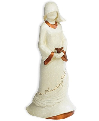 Amazing Woman Figurine  -
