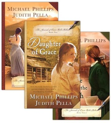 Journals of Corrie Belle Hollister Series, Vols 1-4   -     By: Michael Phillips, Judith Pella