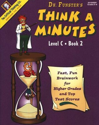 Think A Minutes, Level C Book 2   -     By: Homeschool