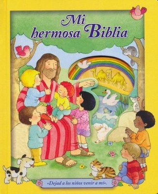 Mi Hermosa Biblia  (Baby's First Bible)  -     By: Sally Lloyd-Jones