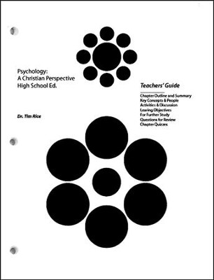 Psychology: A Christian Perspective HS Ed.   -     By: Tim Rice