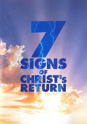 7 Signs of Christ's Return DVD   -