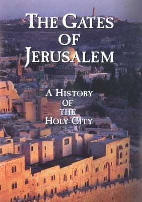 The Gates of Jerusalem: A History of the Holy City, DVD   -