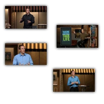 Taking Responsibility for Your Life - With 4 Video Sessions & Partcipant's Guide  [Video Download] -     By: Andy Stanley