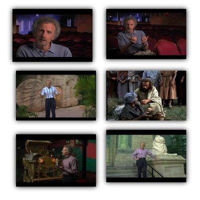 The Jesus I Never Knew - With 6 Video Sessions and Participant's Guide  [Video Download] -     By: Philip Yancey