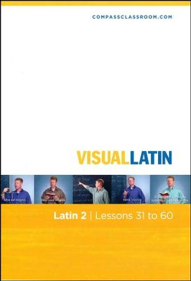 Visual Latin 2 (3 DVD's)   -