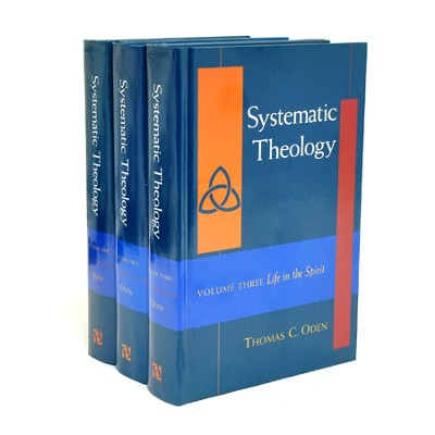 Systematic Theology, 3 Volumes  -     By: Thomas C. Oden