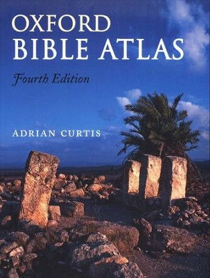 Oxford Bible Atlas, Fourth Edition  -     By: Adrian Curtis