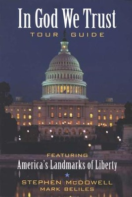 In God We Trust Tour Guide   -     By: Stephen McDowell