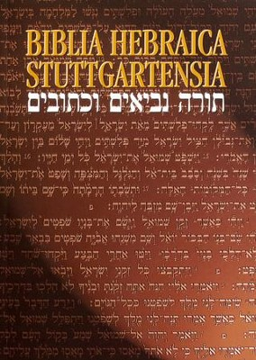 Biblia Hebraica Stuttgartensia, paperback edition   -     Edited By: Karl Elliger, Willhelm Rudolph