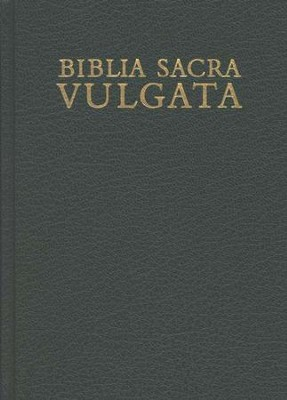 Biblia Sacra Vulgata   -     Edited By: Robert Weber