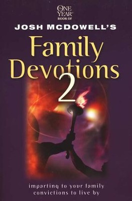 One Year Book of Josh McDowells Family Devotions 2  -     By: Josh McDowell