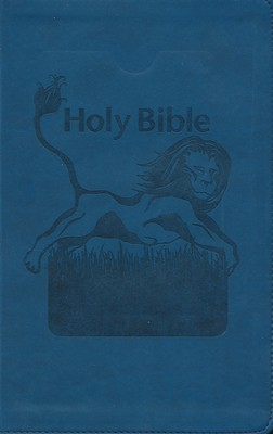 KJV Kids Bible, Flexisoft Blue  - Slightly Imperfect  -