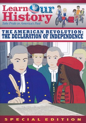 Declaration of Independence, DVD Mike Huckabee's Learn Our History  -