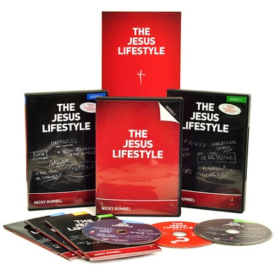 The Jesus Lifestyle Boxed Set  -     By: Nicky Gumbel