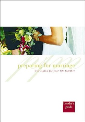 Preparing for Marriage - Leaders Guide  -     By: Peter Jackson