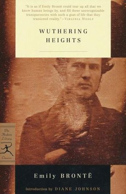 Wuthering Heights  -     By: Emily Bronte
