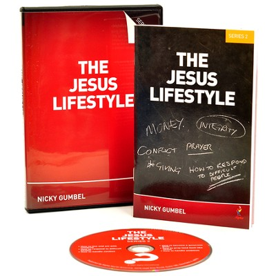 The Jesus Lifestyle Series Two DVD   -     By: Nicky Gumbel