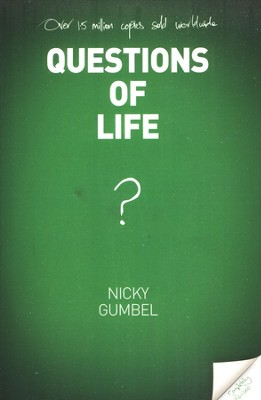 Questions of Life, Updated  -     By: Nicky Gumbel