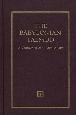 The Babylonian Talmud: A Translation and Commentary, Volume 12  -     Translated By: Jacob Neusner     By: Jacob Neusner(Translator)