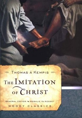 Imitation of Christ - Slightly Imperfect  -