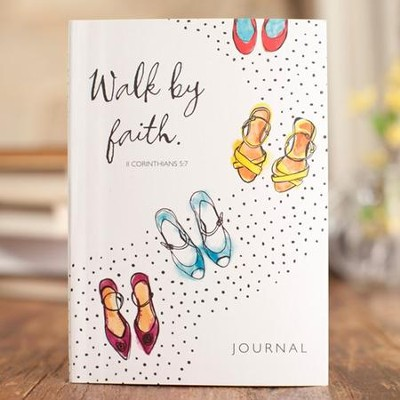 Walk by Faith Journal  -
