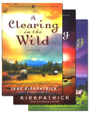 Change and Cherish Series, Volumes 1-3  -     By: Jane Kirkpatrick