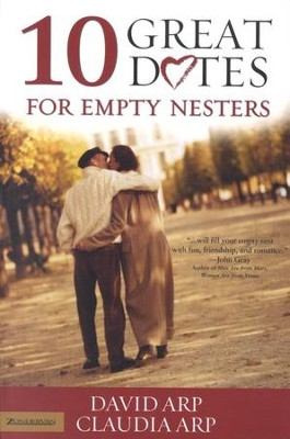 10 Great Dates for Empty Nesters  -     By: David Arp, Claudia Arp