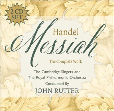 Handel's Messiah: The Complete Work   -     By: John Rutter, The Cambridge Singers