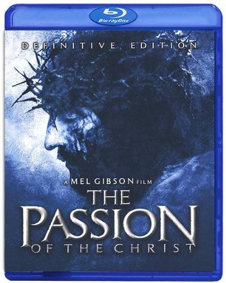 The Passion of Christ, Definitive Edition, Blu-ray   -