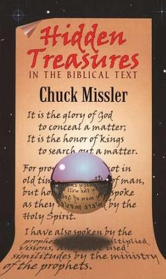Hidden Treasures   -     By: Chuck Missler
