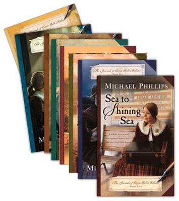 Journals of Corrie Belle Hollister Series, Vols 1-8   -     By: Michael Phillips, Judith Pella