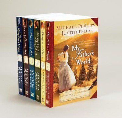Journals of Corrie Belle Hollister Series, Volumes 1-6  -     By: Michael Phillips