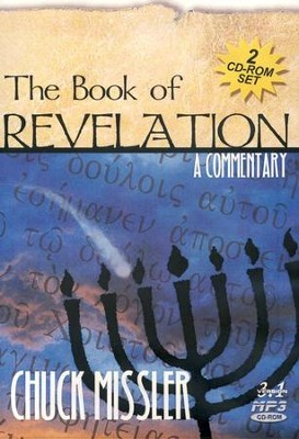 Revelation Commentary         - Audiobook on MP3 CD-ROM  -     By: Chuck Missler