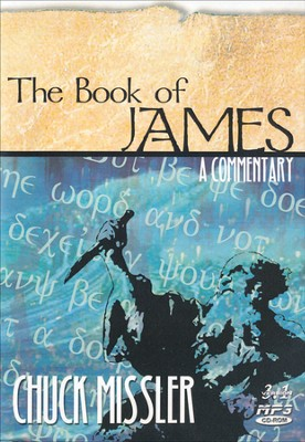 James Commentary         - Audiobook on MP3 CD-ROM  -     By: Chuck Missler