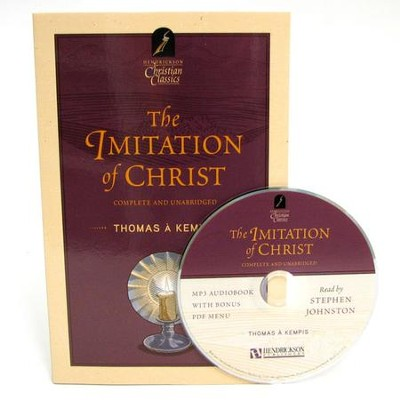 The Imitation of Christ--Book and MP3 CD   -     Narrated By: Stephen Johnston     By: Thomas a Kempis