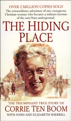 The Hiding Place     -     By: Corrie ten Boom