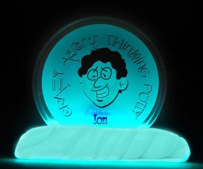 Aura Glow-In-the-Dark Putty  -