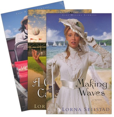 Lake Manawa Summers Series, Volumes 1-3  -     By: Lorna Seilstad