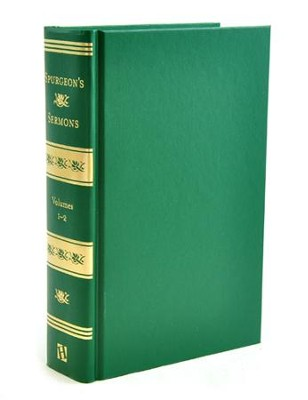 Spurgeon's Sermons, Volume 1   -     By: Charles Spurgeon