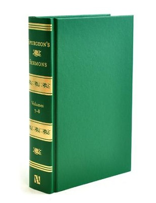 Spurgeon's Sermons, Volume 4   -     By: Charles Spurgeon