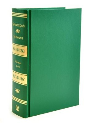 Spurgeon's Sermons, Volume 5   -     By: Charles Spurgeon