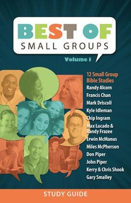 Best of Small Groups Study Guide, Volume 1    -