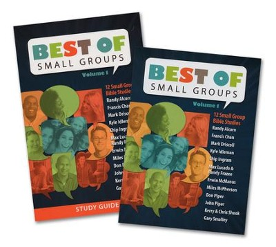 Best of Small Groups Volume 1 Pack: DVD and Study Guide   -