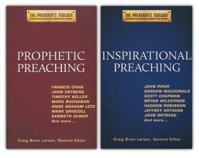 The Preacher's Toolbox, volumes 1 & 2   -