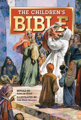 The Children's Bible   -     By: Anne De Graaf